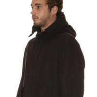 C.P. Company Long Parka with Wire Hood