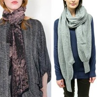 Thirteen Winter Scarves