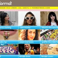 Format Magazine #12: Women's history month special