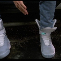 Sneaker Activism: Back to the Future Nike