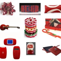 Nine Red Gifts