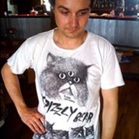 Grizzly Bear Artist-Designed Tees