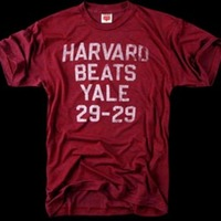 Harvard Beats Yale T-Shirt and DVD Giveaway