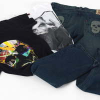 Levi's x Damien Hirst Fall 08