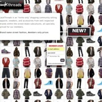 Jack Threads Online Streetwear Shopping Community