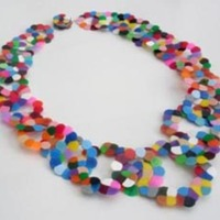 Karola Torkos: Fools Gold Confetti Jewelry