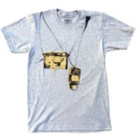 Keep x Tobin Yelland: Camera Tee