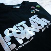 Lost at E Minor x Jeremyville T-Shirt