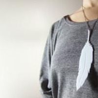 Miju Feather Jewelry