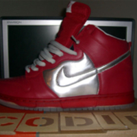 Mork and Mindy Dunks