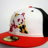 Panda Bear New Era Cap Giveaway