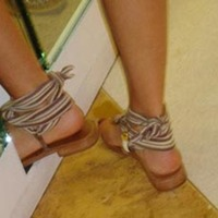 Pap&eacute; Sandals