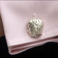 Portrait Cufflinks