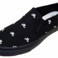 Polo Skull Slip-ons