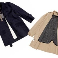 Rittenhouse x Mackintosh Trench Coat