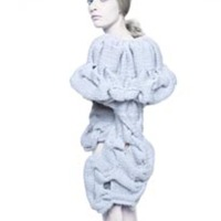 Sandra Backlund: Sculptural Knits SS09