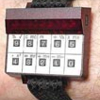 LED Calculator Watches: A Brief History