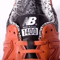 New Balance Super Team 33, Fanzine 1400s