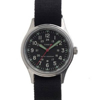 Timex x J. Crew Military Watch