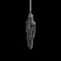 Tobias Wistisen Shrunken Heads Necklace