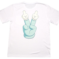 Original Fake Two Fingers T-Shirt
