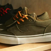 "Vans Mt. Edition Low ""S"" Canvas Series"