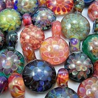 The Venerable Bead Pendants