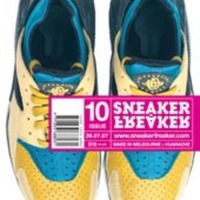 Sneaker Freaker Issue #10 Global Launch Parties