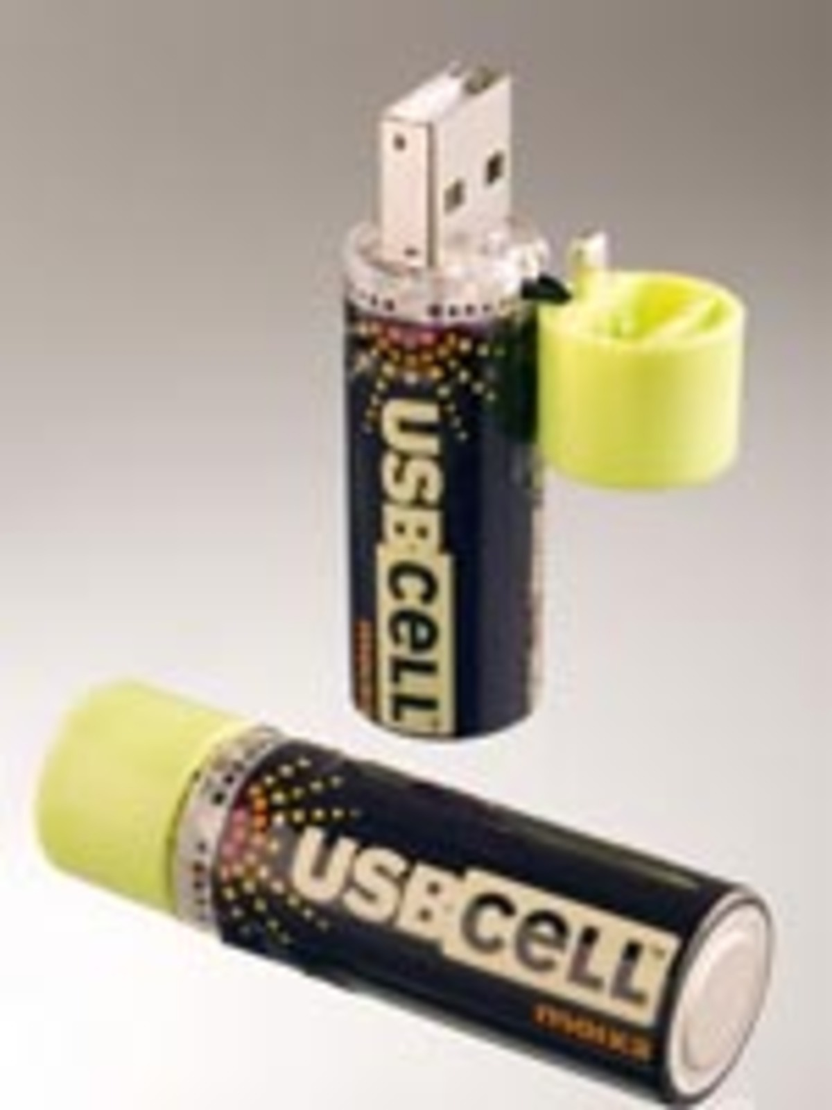 Rechargeable Alkaline Batteries >> USB Cell Rechargeable Battery - Cool Hunting