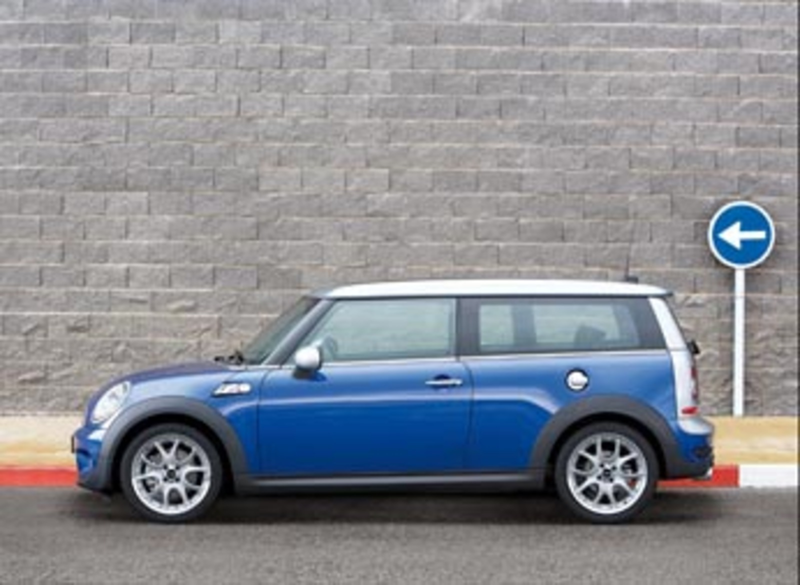 Mini Cooper Clubman Cool Hunting