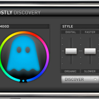 Ghostly Discovery iPhone Application