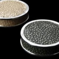 New from 20ltd: Shagreen Backgammon Set and Sailing Canoe