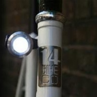 Puyl Integrated Bike Pump and Light