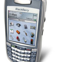 Blackberry 7100t: First Impressions
