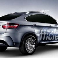 BMW Concept X6 ActiveHybrid