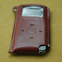 Candrian Bell Handmade Leather nano Case