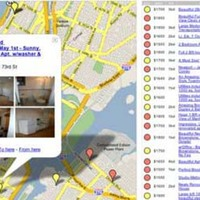 Google Maps Meets Craigslist