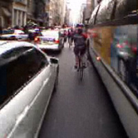A Cyclist's View