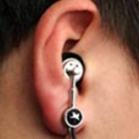 Earmecca Earphone Earrings