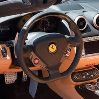 Ferrari California Road Trip