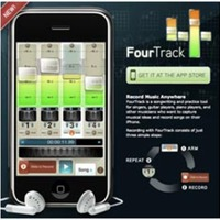 FourTrack iPhone Application