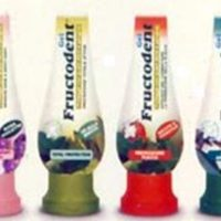 Fructodent Toothpaste