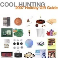 Cool Hunting 2007 Holiday Gift Guide
