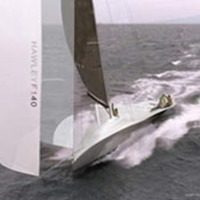 Hawley F140 Racing Yacht