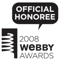 We're a Webby Honoree!