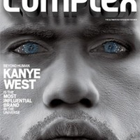 Kanye West's Complex Cover