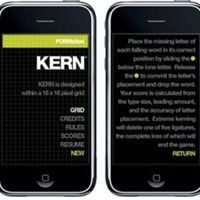 FORMation iPhone Apps: Kern and Eye vs Eye