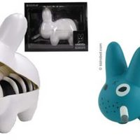 Kozik Smoking Bunny