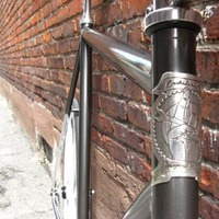 "Weaponshouse x Brakeless ""Leg Grenade"" Track Bike"