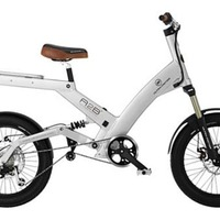 Ultra Motor A2B Electric Bicycle